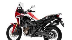 Honda CRF1000L Africa Twin, nuove immagini e info - Immagine: 30