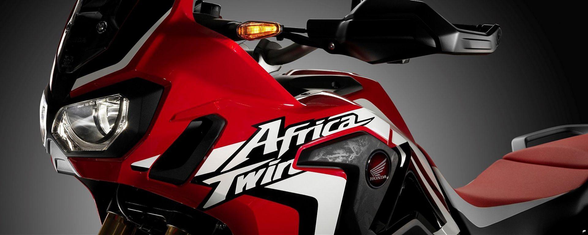 Honda CRF1000L Africa Twin, nuove immagini e info