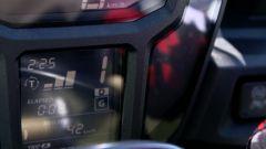 Honda CRF1000L Africa Twin, modalità G del cambio DCT