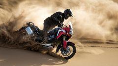 Honda CRF1000L Africa Twin: nuove immagini e video - Immagine: 1