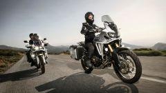 Honda CRF1000L Africa Twin: nuove immagini e video - Immagine: 17