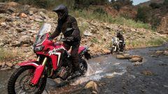 Honda CRF1000L Africa Twin: nuove immagini e video - Immagine: 22