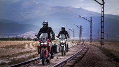 Honda CRF1000L Africa Twin: nuove immagini e video - Immagine: 31