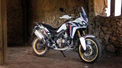 Honda CRF1000L Africa Twin: nuove immagini e video - Immagine: 46
