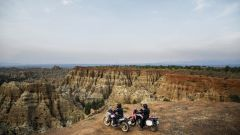 Honda CRF1000L Africa Twin: nuove immagini e video - Immagine: 39