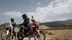 Honda CRF1000L Africa Twin: nuove immagini e video - Immagine: 48