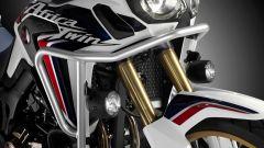 Honda CRF1000L Africa Twin: nuove immagini e video - Immagine: 54