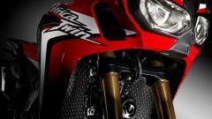 Honda CRF1000L Africa Twin: nuove immagini e video - Immagine: 56