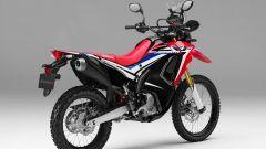 Honda CRF250 Rally: motore piccolo, look da grande - Immagine: 8