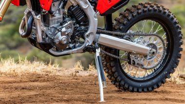 Honda CRF250R 2022: il blocco motore