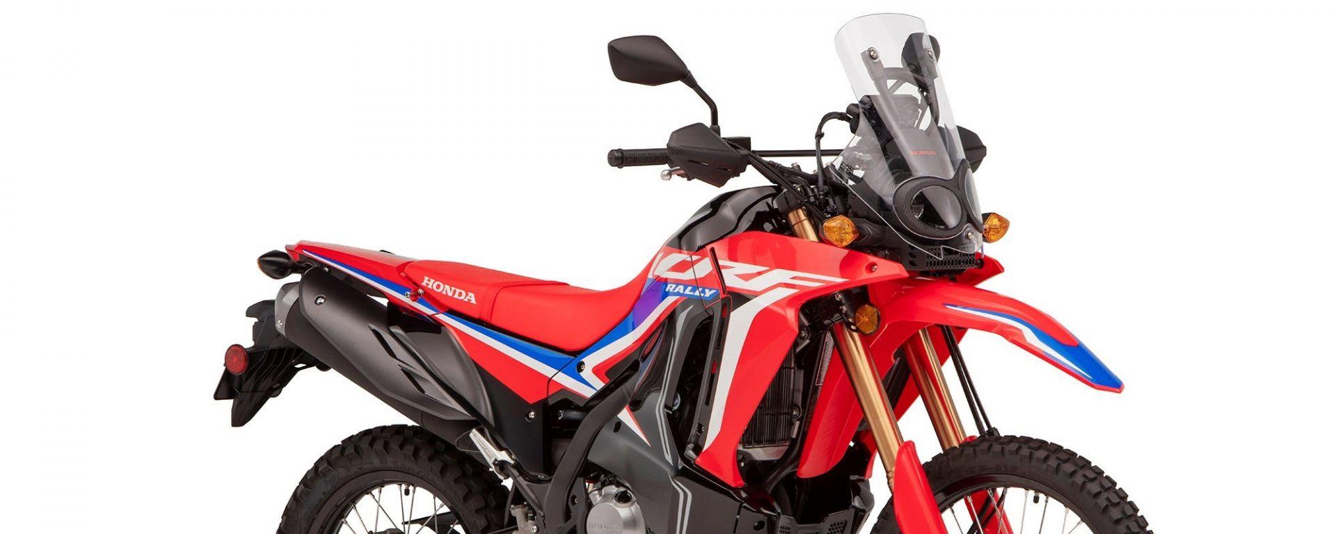 Honda CRF300 Rally 2021
