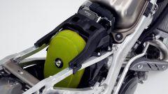 Honda CRF450R 2017, filtro aria