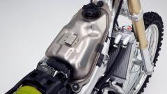 Honda CRF450R 2017, serbatoio benzina