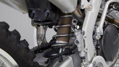 Honda CRF450R 2017, sospensione posteriore