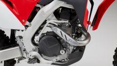 Honda CRF450R, motore