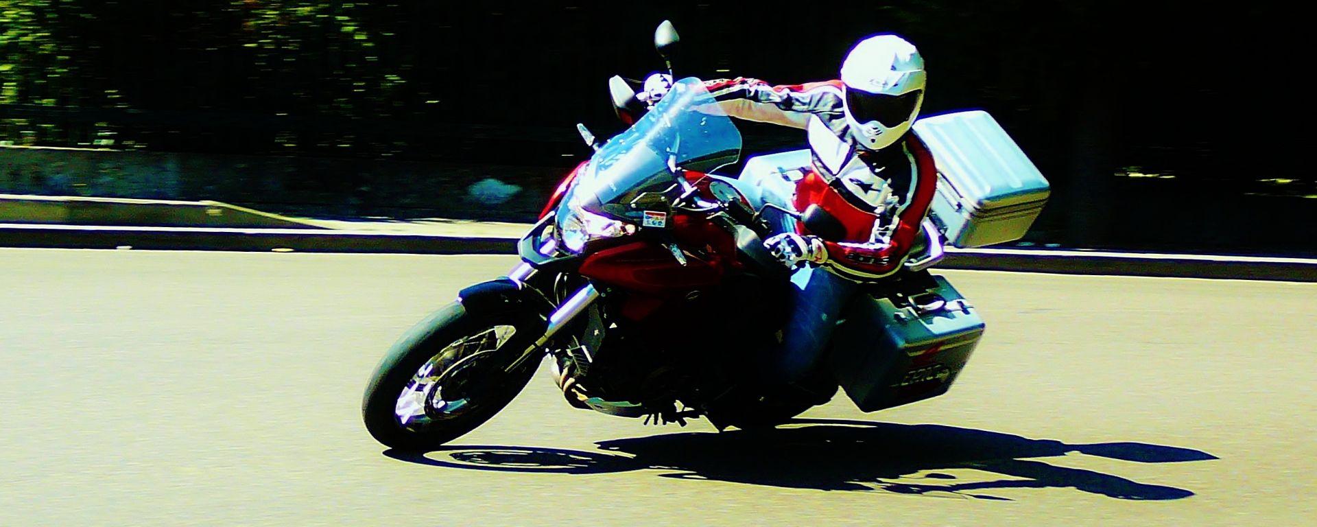 Test Drive: Honda Crosstourer 1200 - MotorBox
