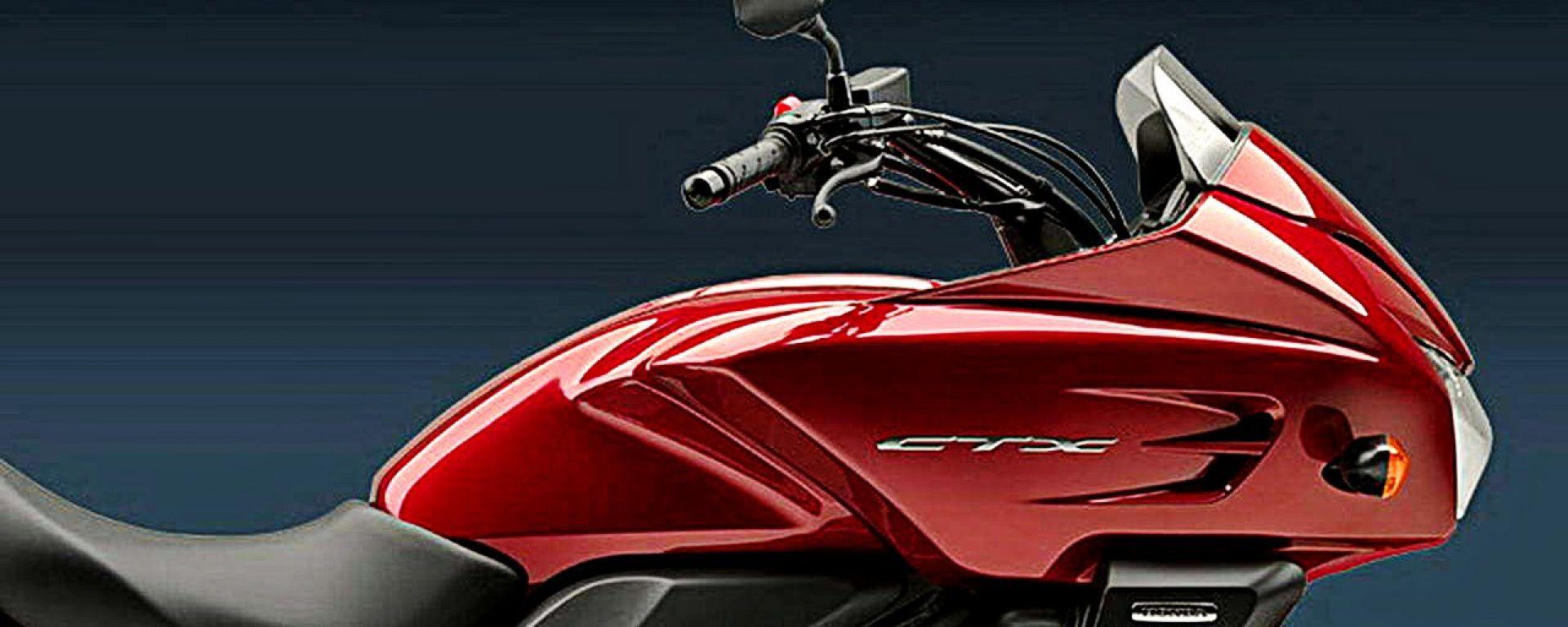 Honda CTX700 e CTX700N