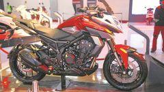 Honda CX02, concept presentato ad Auto Expo di Delhi