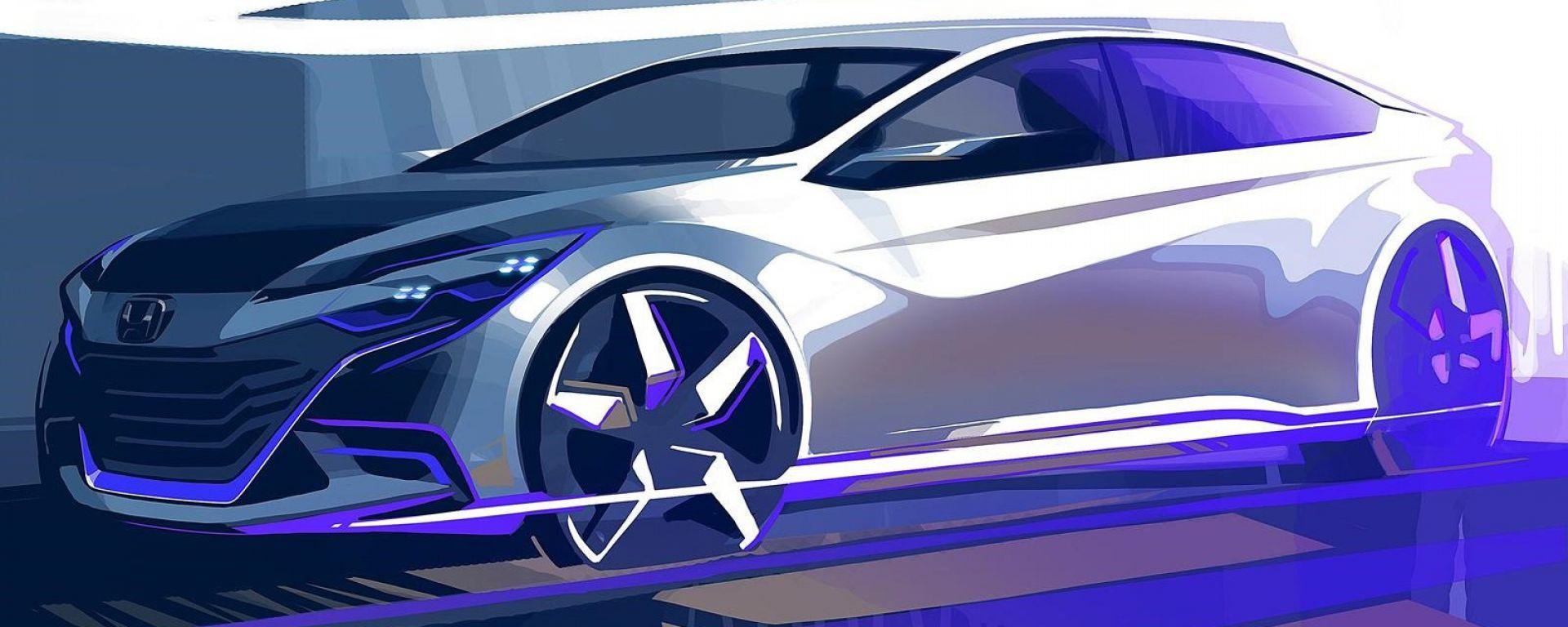 Honda, due concept per il Salone di Pechino