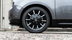 Honda-e: cerchi da 17 pollici