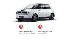 Due Red Dot Awards per Honda e, la citycar elettrica giapponese - Immagine: 1