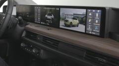 Honda e, cruscotto 100% digitale