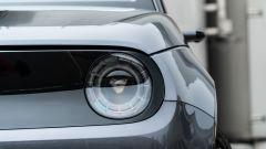 Honda-e: dettaglio anteriore