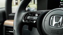 Honda-e: dettaglio del volante