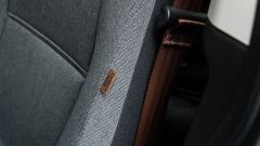 Honda-e: dettaglio sedile