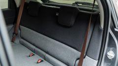 Honda-e: divanetto posteriore