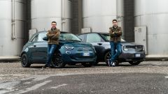 Honda-e e Fiat 500 Elettrica si contendono lo scettro di miglior citycar a batterie