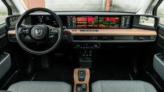 Honda-e: interno