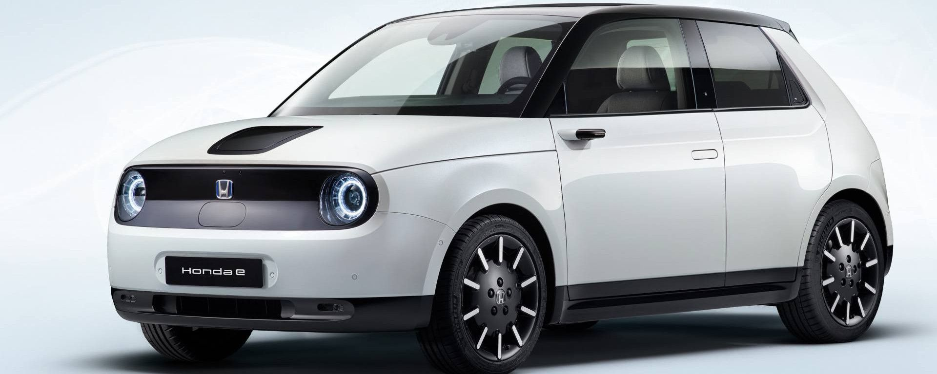 Honda e: la citycar elettrica del marchio giapponese