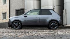 Honda-e: laterale