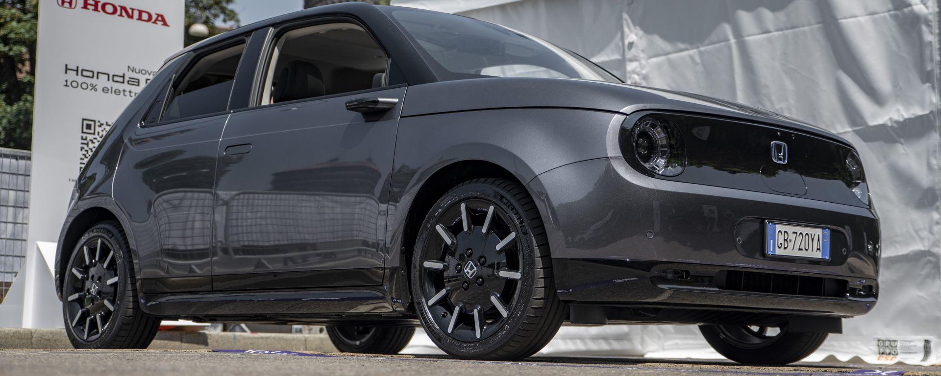Honda e, MIMO 2021
