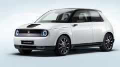 Honda e, prima Honda 100% elettrica