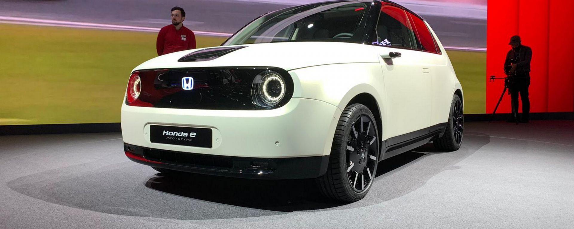 Honda E Prototype, Ginevra 2019