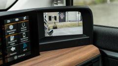 Honda-e: specchietti laterali digitali