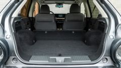 Honda-e: vano di carico con divanetto reclinato