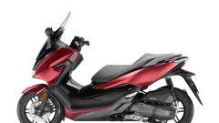 Honda Forza 125 2018: simile al fratellone dopo il restyling - Immagine: 4