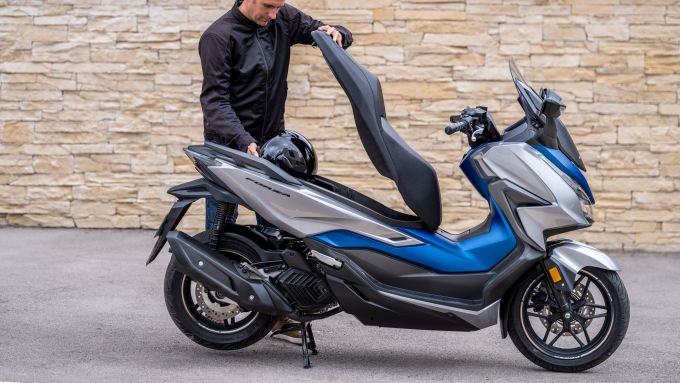 Honda Forza 125 2021