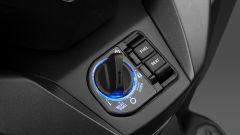 Honda forza 125: sistema Smart Key