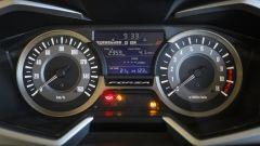 Honda Forza 300: il quadro strumenti