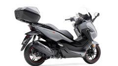 Honda Forza 300 Limited Edition: vista 3/4 posteriore destra
