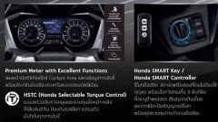 Honda Forza 350: sblocco e avviamento sono keyless