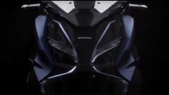Honda Forza 750: il frontale