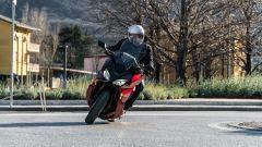 Honda Forza 750 in città