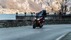 Honda Forza 750: la meccanica è quasi da moto