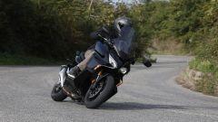 Honda Forza 750: la prova su strada