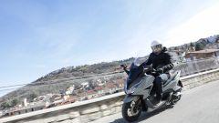 Honda Forza 350 2021: le opinioni dopo la prova su strada (VIDEO) - Immagine: 2
